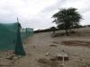 Bau vom ersten Windschutz
