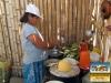 ... kochen für die Bauern ...